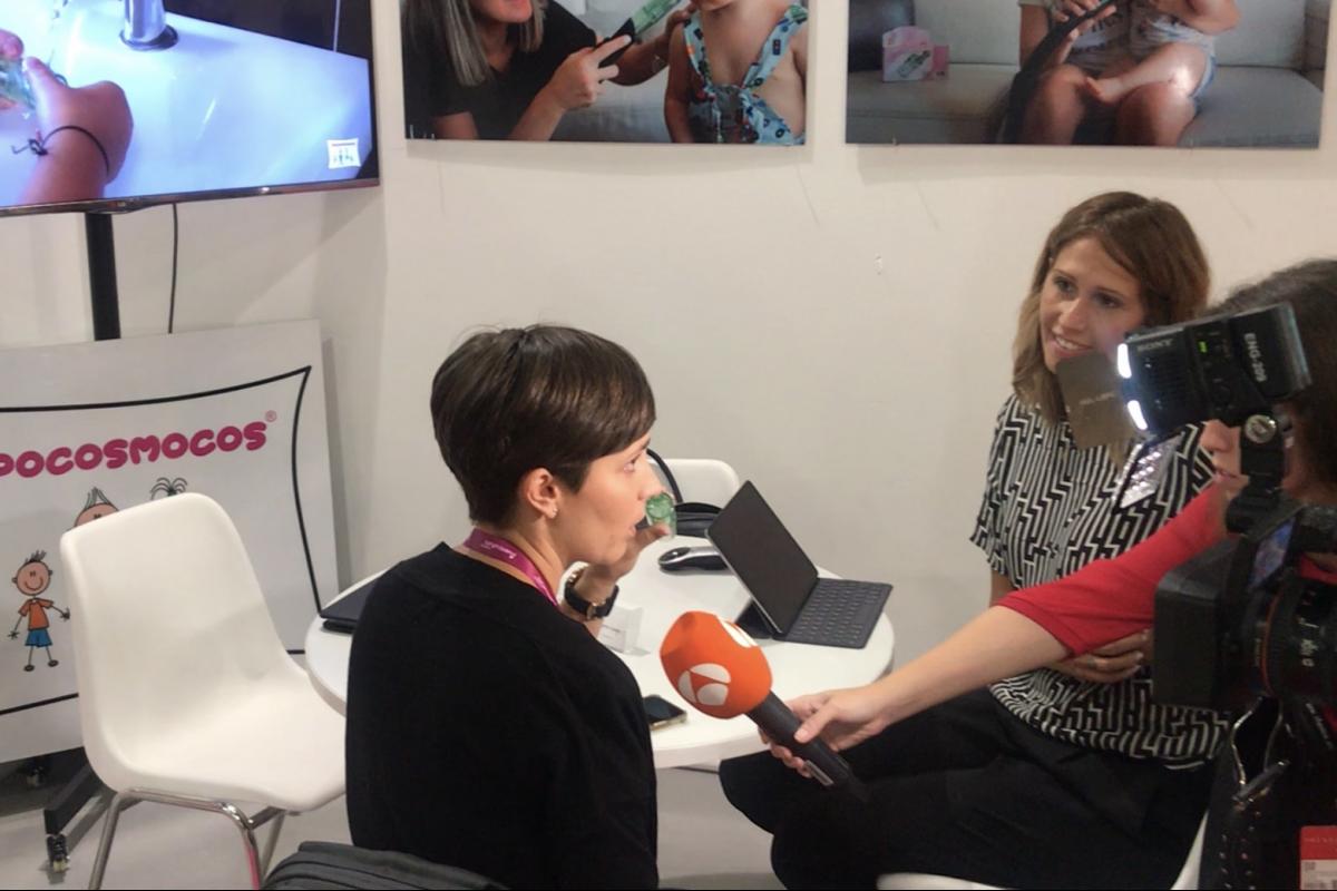 Foto Antena 3 noticias se hace eco de este innovador aspirador nasal